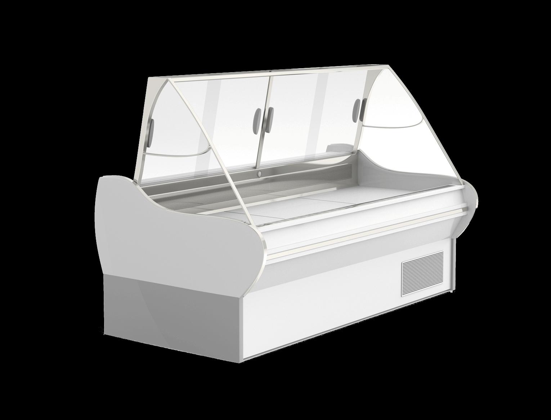 refrigeration counter unit